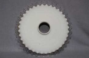 乳白色電気笠(2) 大正時代  本物保証