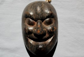般若の面型 江戸時代 盗難品