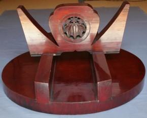 檜製大釜の蓋 江戸~明治時代