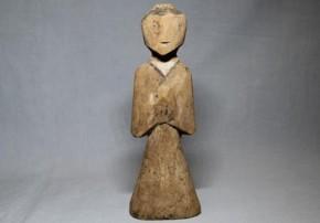 李朝女性木偶 李朝時代前期