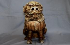 瀬戸獅子大香炉(1)   江戸時代中期
