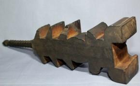 木造舎利塔(1-1)   桃山~江戸時代初期