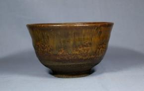 九州系鉄釉茶碗   江戸時代前期~中期