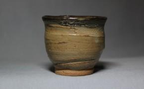 唐津皮鯨立酒盃(1) 江戸時代中期~後期