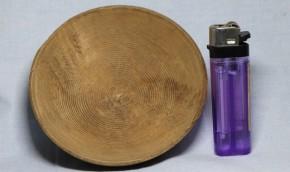 白木地椀酒盃(3)     江戸時代時代中期