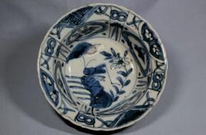 中国古染付小鉢(3)  明朝末期