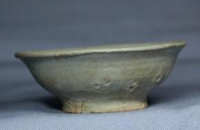 李朝堅手皿(明器)   李朝時代初期