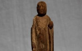 奈良元興寺木彫千体地蔵菩薩立像(2) 鎌倉時代