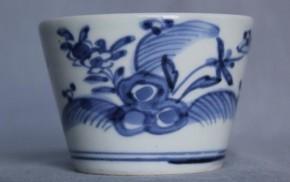 古伊万里蕎麦猪口(4) 江戸時代中期