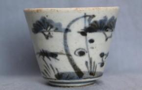 古伊万里蕎麦猪口(8) 江戸時代中期