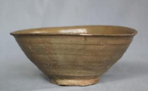 古伊羅保茶碗 李朝時代初期