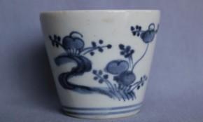 古伊万里蕎麦猪口(10) 江戸時代中期