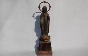 木彫地蔵菩薩立像 鎌倉~南北町時代