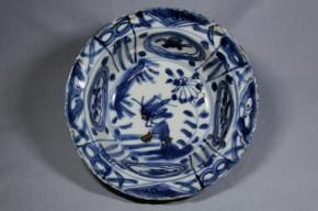 中国古染付小鉢(4)  明朝末期