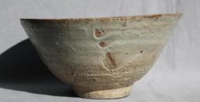 李朝青井戸茶碗 16世紀 李朝時代前期