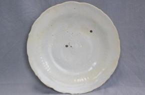 影青皿(掘りの手) 中国宋~元時代