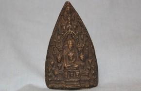タイ国モン族の十八仏立像 12~13世紀頃