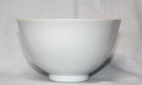 平佐焼白磁茶碗 江戸~明治時代