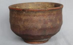 唐津蛇蝎茶碗 江戸時代