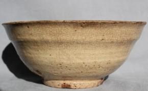 雨漏り堅手茶碗 李朝時代前期