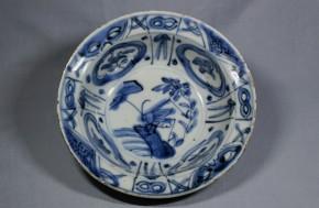 中国古染付小鉢(2)  明朝末期