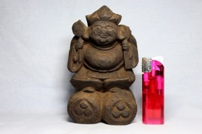 木彫大黒像(3)  江戸時代