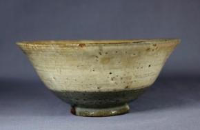 李朝刷毛目茶碗   17世紀