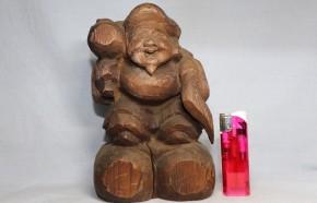 木彫大黒像(8)  明治時代