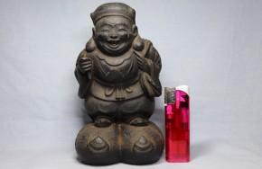 木彫大黒像(7)  江戸時代  仏師作か