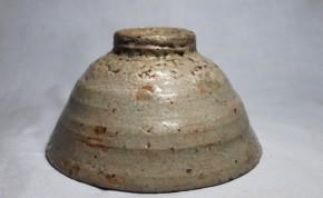 井戸茶碗 (1-1)   李朝時代後期