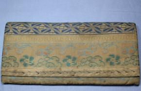 布製長財布(7)   明治時代