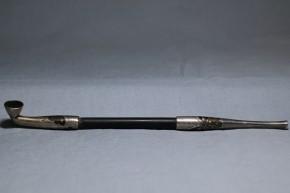 煙管(2)  江戸~明治時代  銀製