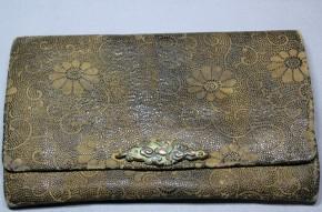 印伝長財布(11)   江戸時代~明治時代
