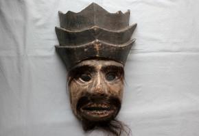李朝の木彫古面(5) 李朝時代後期