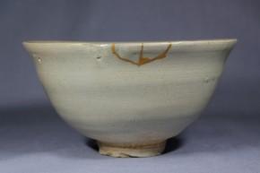 李朝白磁鉢   李朝時代後期
