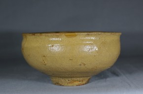 絵唐津茶碗(1-1)   桃山時代   発掘伝世品