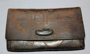 革製財布(12)   明治時代