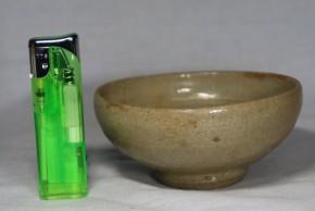 高麗三島手深酒盃(1)   高麗末~李朝時代初期  本物保証