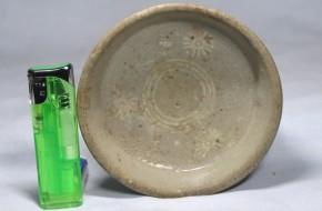 高麗三島手酒盃(2)   高麗末~李朝時代初期  本物保証
