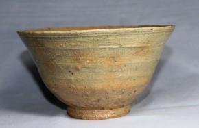 李朝伊羅保茶碗(1-1)   江戸時代初期(15世紀末~16世紀初頭)