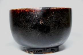 初期伊万里銹釉小服茶碗(猪口・酒盃)(1-1)   江戸時代初期