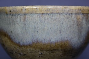 古唐津斑茶碗(山瀬古窯) 2   江戸時代初期