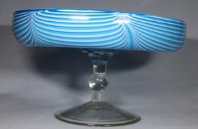 青地乳白色掻き揚げコンポート(1)   明治時代   本物保証