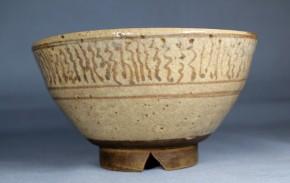 絵瀬戸茶碗(1)   江戸時代初期~前期