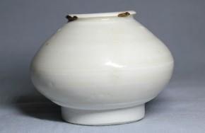 中国白磁水盂 南宋時代
