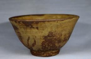 伊羅保茶碗   江戸時代