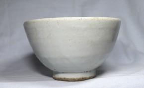 李朝堅手茶碗(鉢)   李朝時代