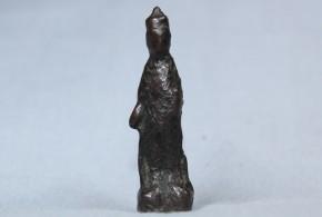 銅製胎内仏(観音像.念持仏)   鎌倉時代