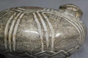 高麗石製酒器(水滴)(1-1)   高麗後期~李朝時代初頭