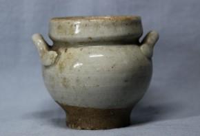 東南アジア青磁双耳小壺   16~17世紀